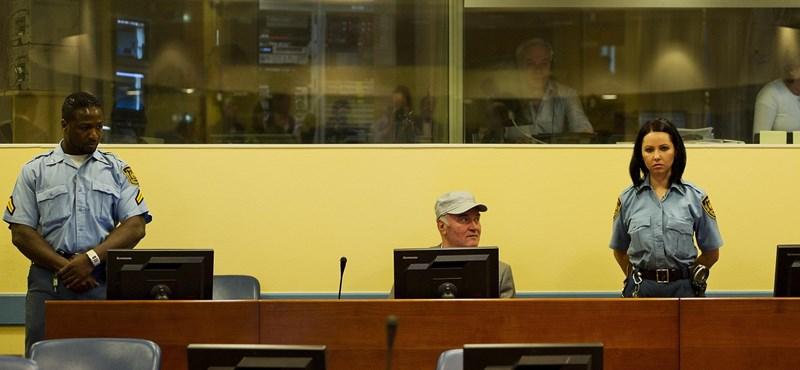 TGM: Ratko Mladić élete fogytáig