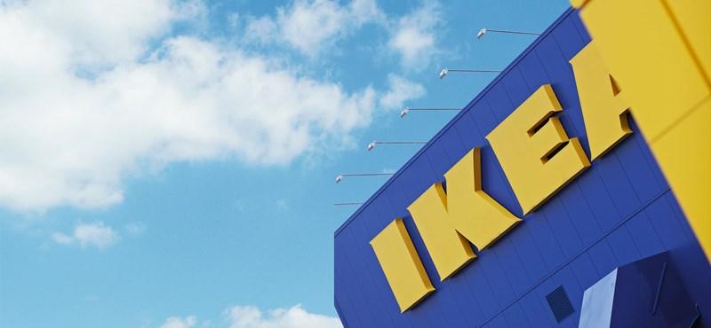 Kinyitott az IKEA Budapesten, megrohanták az emberek