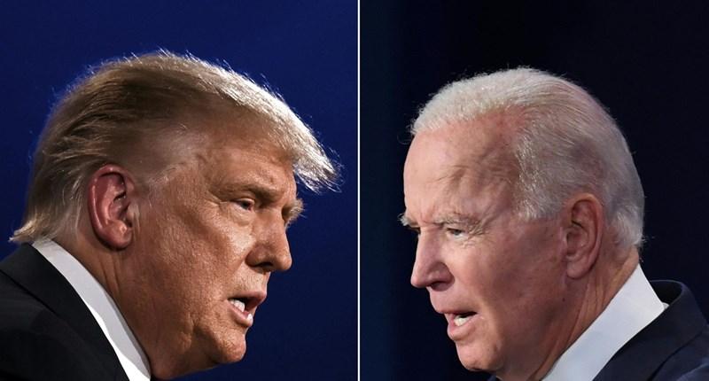 Trump vs. Biden - amerikai elnökválasztás 2020