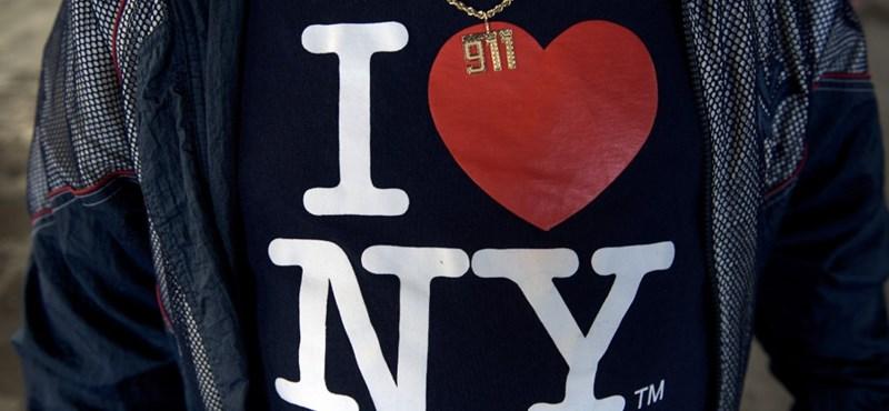 Meghalt az I ♥ NY megalkotója