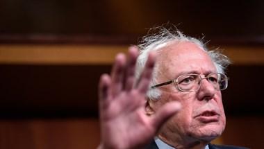 Megint megpróbál elnök lenni Bernie Sanders