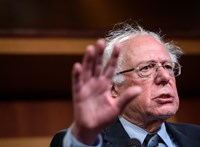 Az elnökjelölt Bernie Sanders elítélte Orbán felhatalmazását