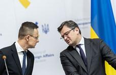 Ukrán külügyminiszter a HVG-nek: Túl vagyunk a jégkorszakon Magyarországgal