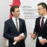 Fotó: Európa két legfiatalabb külügyminisztere találkozott, és az egyikük Szijjártó volt