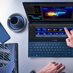 Itt az Asus új laptopja, ami két 4K-s kijelzőt is kapott