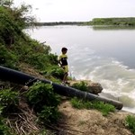 Brutális szennyezést talált a Szamosban az Együtt politikusa
