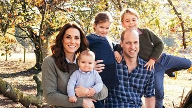 Végre szemből is láthatjuk a kis Lajos herceget
