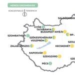 Két nagyvárosban megint egyre több fertőzésre figyelmeztet a szennyvíz