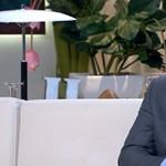A lefokozott Kósa Lajos a Tv2-n hívta táncba Tarlóst