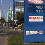 "A nap bakija: a budapesti benzinkút, ahol ""900"" forint a benzin literje"