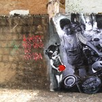 Street art percek: így főzőcskéznek Brazília falain