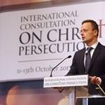 Szijjártó: Az osztrák államfő átállt Soros György oldalára