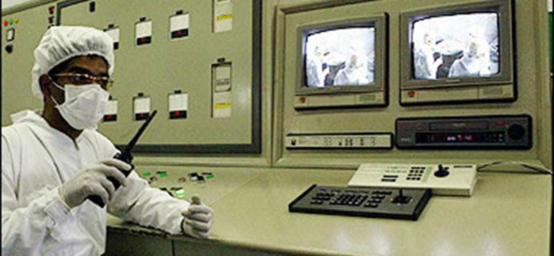 Pánik a lézeres mini urándúsító miatt, titokban készülhet atombomba
