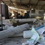 Szíriai segélyszervezeteknél vizsgálódik az EU csalás elleni hivatala