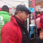Gyilkossággal vádolja egy ismeretlen eredetű szórólap Tóth Csaba MSZP-s politikust