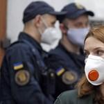 Ukrajnában ismét rekordot döntött a fertőzöttek napi növekménye