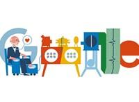 Mi ez a furcsa szerkezet a Google főoldalán? És ki az a Willem Einthoven?