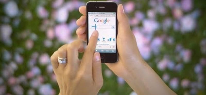 Már kézírással is kereshetünk a Google-n