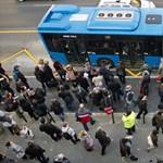 A csúcsra járatott klímákat nem bírják a buszok öreg motorjai