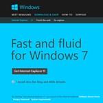 Itt a végső Internet Explorer 11 Windows 7-re