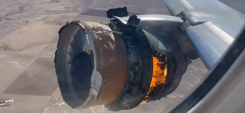 Boeing does not recommend flying 777s until the case of an engine ignited at Denver is investigated