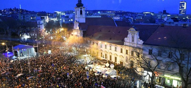 A pozsonyi polgármester vezeti a Pride-ot