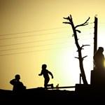 Itthon 40 foktól tartottunk, Irakban ma 50 fokot mértek