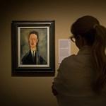Hatalmas égés: majdnem minden kép hamis volt egy tavalyi Modigliani-kiállításon