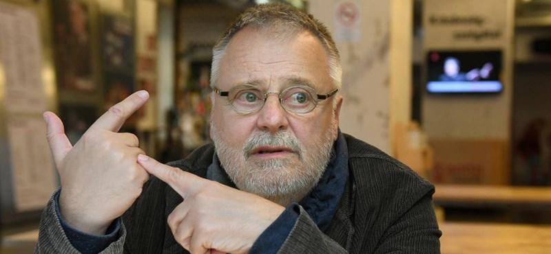 Máté Gábor: Gothár Péter bajba sodorta a színházat és láthatóan engem is