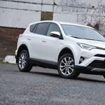 Toyota RAV4 Hybrid-teszt: a hiányzó láncszem