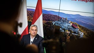 Orbán újabb mutatvánnyal rukkolt elő, de fenyegeti a lengyel baráti tűz