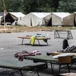 Eddig csak a Jobbik harapott rá az épülő menekülttáborok témájára