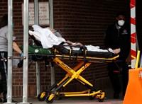 Az Egyesült Államokban már több mint 10 ezren meghaltak a járványban