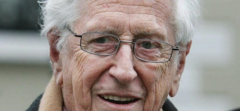 Meghalt Garret FitzGerald, az angol-ír megbékélés egyik vezéralakja