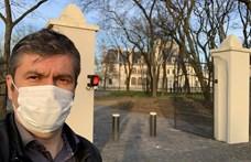 Hadházy feljelentést tett a rendőrségen, mert szerinte Tiborcz turai kastélyszállója vendégeket fogad