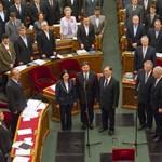 Megkezdődött az Ab-elnökválasztás a parlamentben