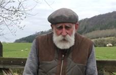 Egy 84 éves brit farmer a YouTube új sztárja, imádják a hangját a nézői