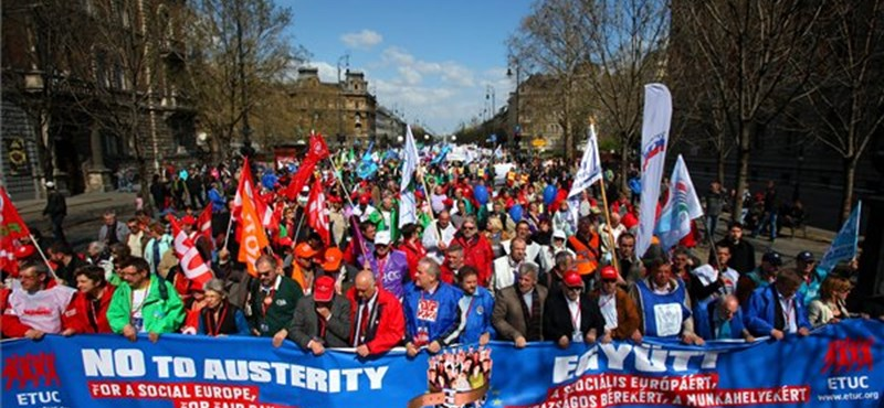 Borsik: a szakszervezetek ki fogják kényszeríteni a szociális párbeszédet