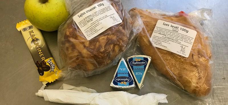 Az ORFK szerint nem igaz, hogy ehetetlen szendvicseket kaptak a Maccabi Játékokon dolgozó rendőrök