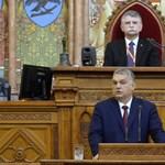 Orbán a Parlamentben: A konzultáció után fokozatosan ki fogjuk vezetni a korlátozásokat