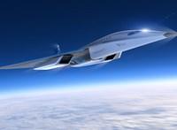 Szuperszonikus utasszállító gyártásába kezd a Virgin Galactic