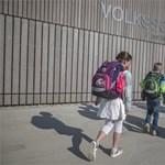 Ausztriában újra járnak iskolába az alsóbb osztályok tanulói