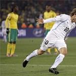 Forlán lett a foci-vb legjobb játékosa