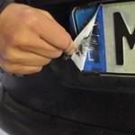 Minimál módszerrel akart kivinni az országból egy vélhetően lopott autót egy férfi