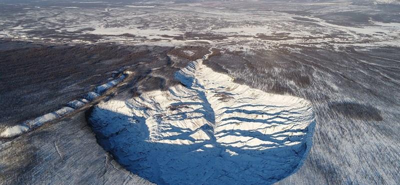 Se congeló hace 650.000 años y ha permanecido así desde entonces.