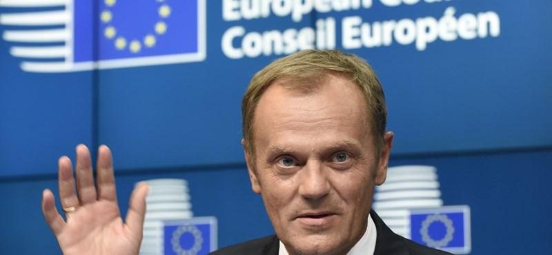 Hivatalba lépett Donald Tusk, az Európai Tanács új elnöke