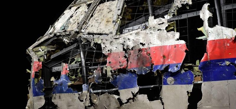 Bizonyíthatóan orosz légvédelmi rendszerrel lőtték le Ukrajnában a maláj utasszállítót