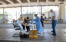 Görögországban rekordot döntött a napi fertőzöttek száma