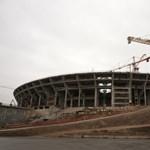 Nyolcan haltak meg eddig az épülő szentpétervári stadionnál