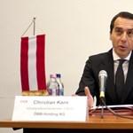 Hivatalos: a vasutas Christian Kern lesz az új osztrák kancellár